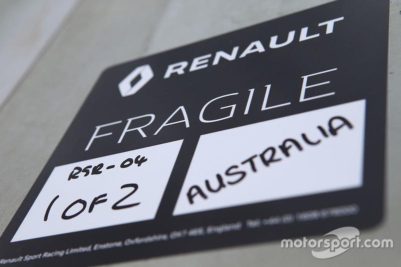 Renault-Fracht