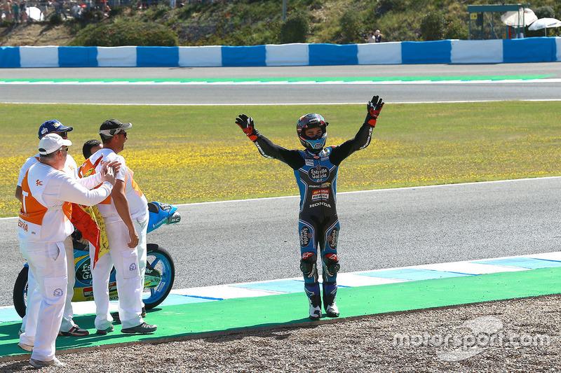 Ganador, Aron Canet, Estrella Galicia 0,0