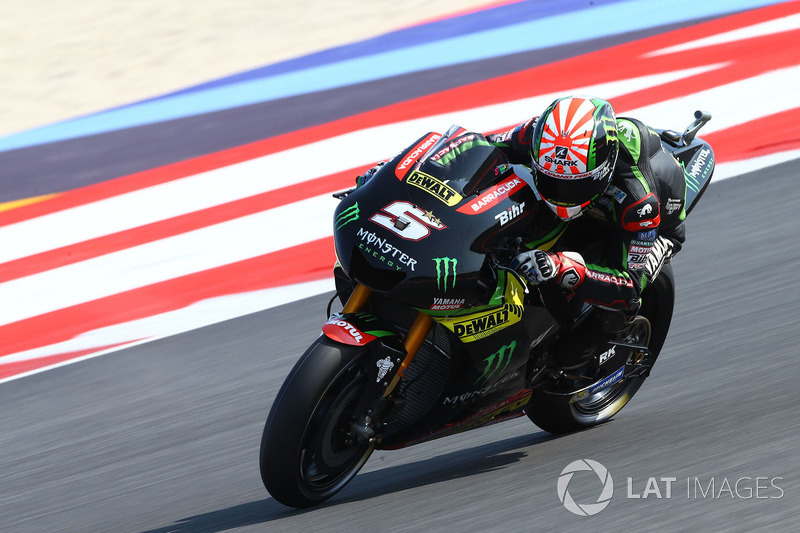 15. Johann Zarco, Monster Yamaha Tech 3