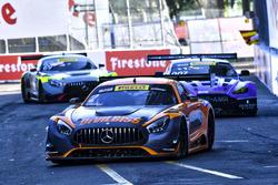 #2 CRP Racing Mercedes AMG GT3: Ryan Dalziel