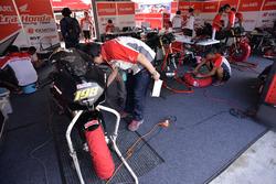 Paddock Astra Honda Racing Team