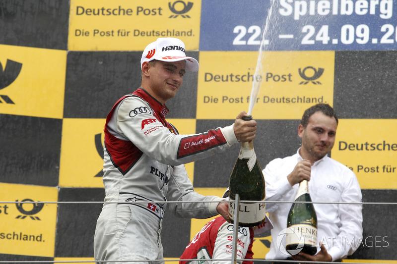 Подіум: Ніко Мюллер, Audi Sport Team Abt Sportsline, Audi RS 5 DTM