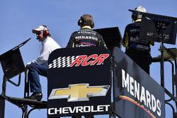 Paul Menard, Richard Childress Racing Chevrolet Richard Childress