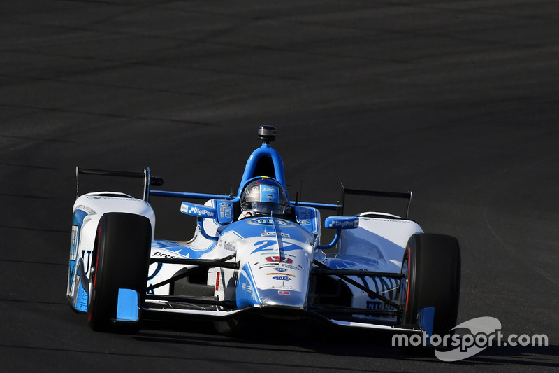 #27 Marco Andretti, United Fiber & Data / Honda