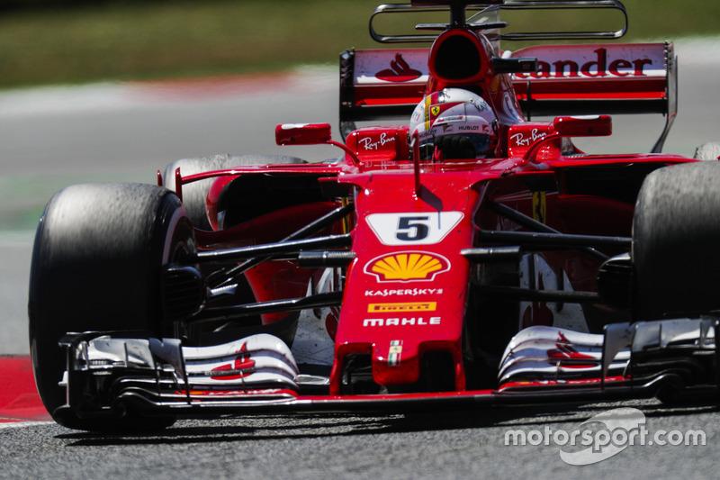 Formula 1 GP di Monaco, Libere 1