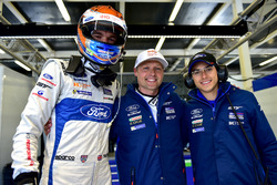 GTE-Pro-Polesitter: #67 Ford Chip Ganassi Racing, Ford GT: Andy Priaulx, Harry Tincknell, Pipo Derani
