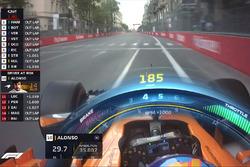 F1 Halo TV grafiği, McLaren