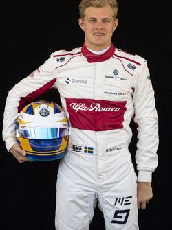 Маркус Эрикссон, Alfa Romeo Sauber