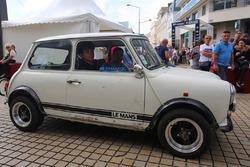 Une Mini Cooper