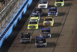Noah Gragson, Kyle Busch Motorsports Toyota, Christopher Bell, Kyle Busch Motorsports Toyota, arranc