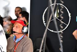 Niki Lauda, Mercedes AMG F1 - Presidente no ejecutivo