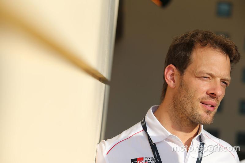 Александр Вурц (69 гонок Ф1, более 382 тестовых дней)