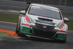 Eric Scalvini,Honda Civic TCR, MM Motorsport