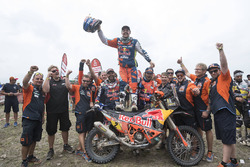 Ganador motos Matthias Walkner, Red Bull KTM Factory Team