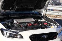Subaru WRX STI, motore