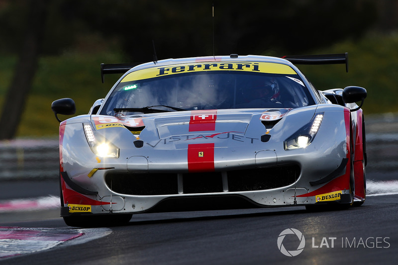 Spirit of Race - Ferrari 488 GTE
