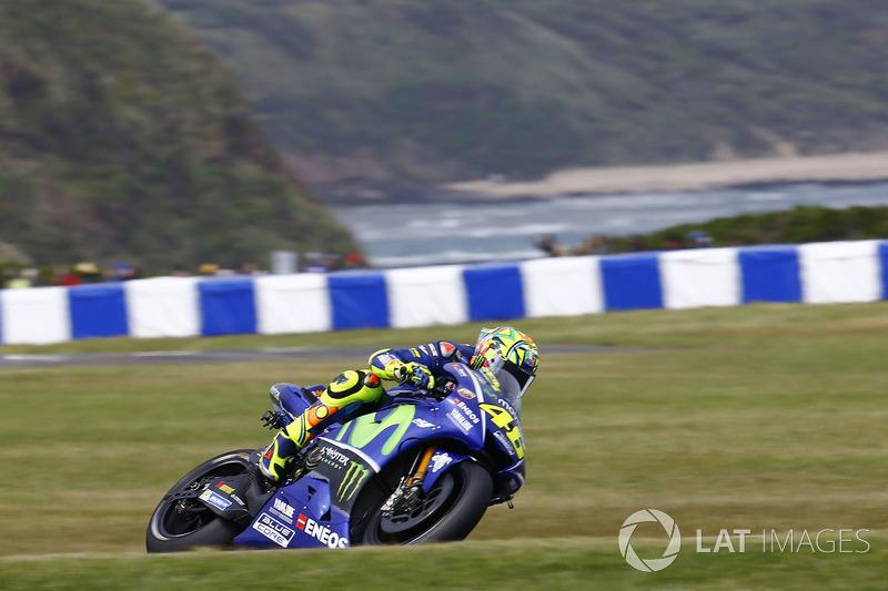 7. Valentino Rossi, Movistar Yamaha