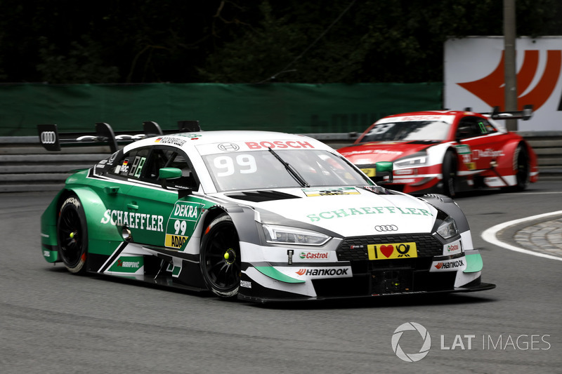 16. Mike Rockenfeller, Audi Sport Team Phoenix, Audi RS 5 DTM