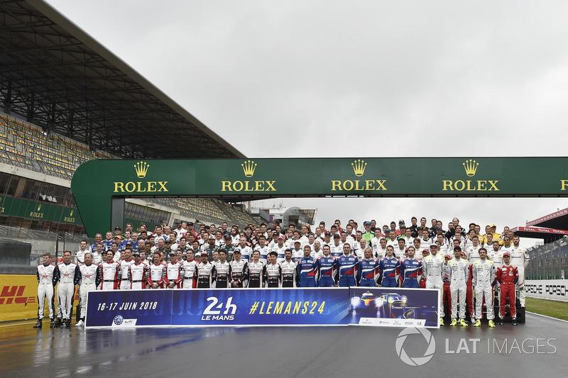 24 Ore di Le Mans, classe 2018