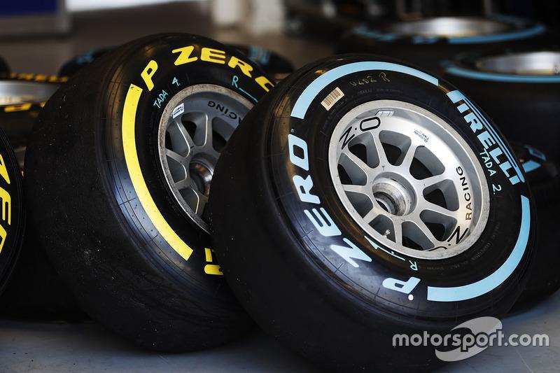 Neumáticos Pirelli