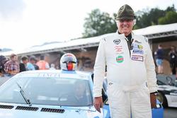 Hans Heyer, Lancia Corse