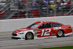 Ryan Blaney, Team Penske, DEX Imaging Ford Fusion