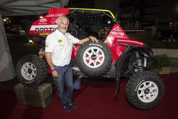 Хосе Луис Пенья, Polaris RZR 1000 XT