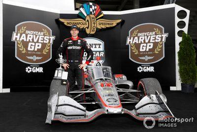 GP de Indianápolis Race 2