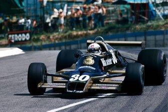 Jochen Mass, Arrows A1B