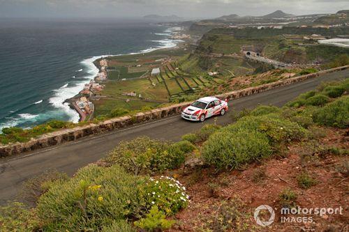 Rally Islas Canarias El Corte Inglés