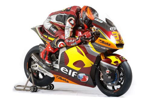 Peluncuran Marc VDS Racing Team