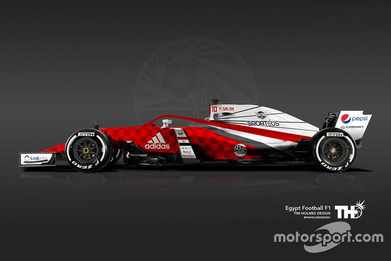 F1 Team Egipto