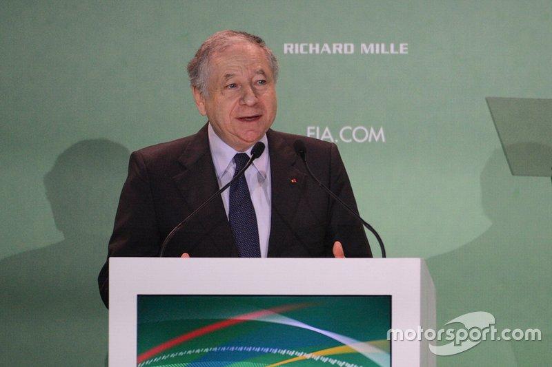 Conferencia de FIA