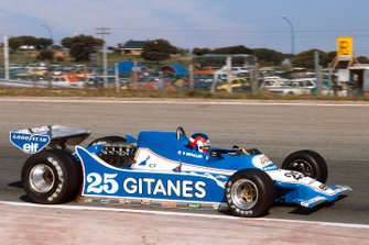 Patrick Depailler, Ligier JS11