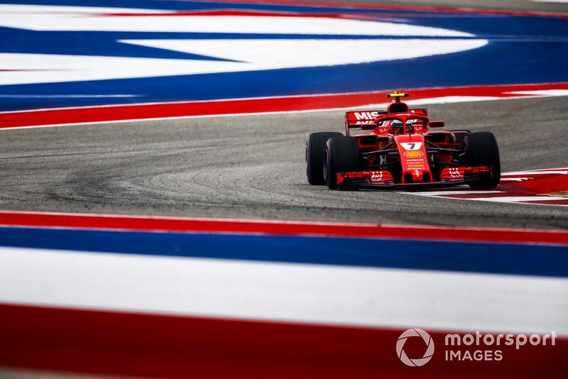 1. Kimi Raikkonen, Ferrari SF71H