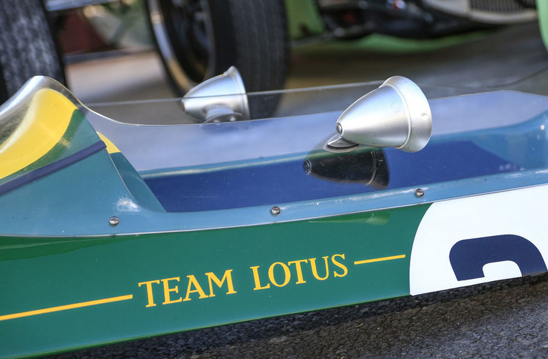65 ans du Team Lotus