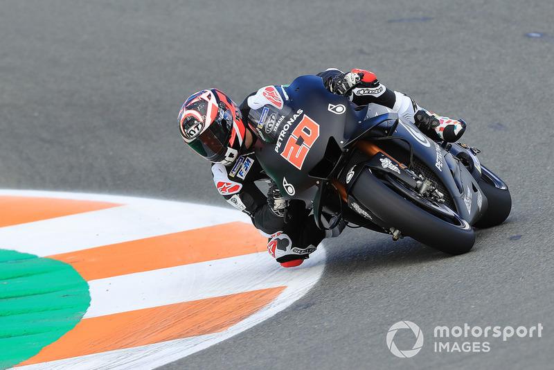 #20 Fabio Quartararo (Petronas Yamaha)