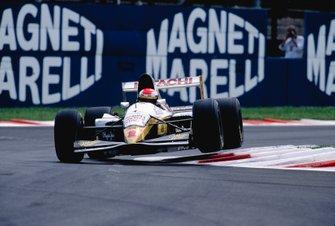 Johnny Herbert, Lotus 109