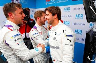 Robin Frijns, Envision Virgin Racing and Antonio Felix da Costa, BMW I Andretti Motorsports