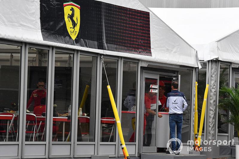 Robert Kubica, Williams y Ferrari