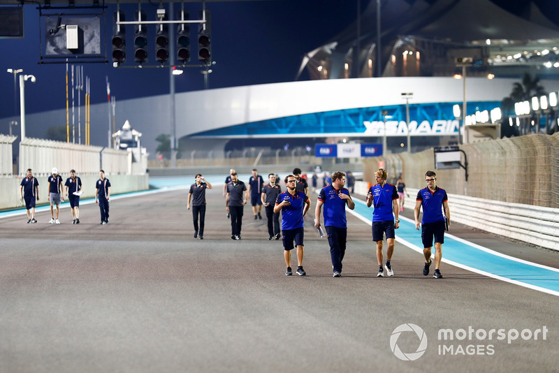 Брендон Хартлі, Scuderia Toro Rosso, П'єтро Фіттіпальді, Haas F1 Team, Естебан Окон, Racing Point Force India VJM11