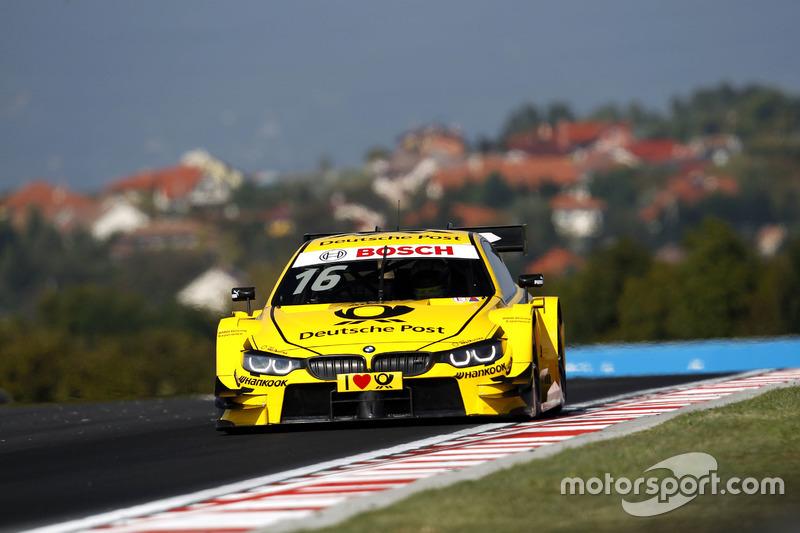 14. Timo Glock, BMW Team RMG, BMW M4 DTM