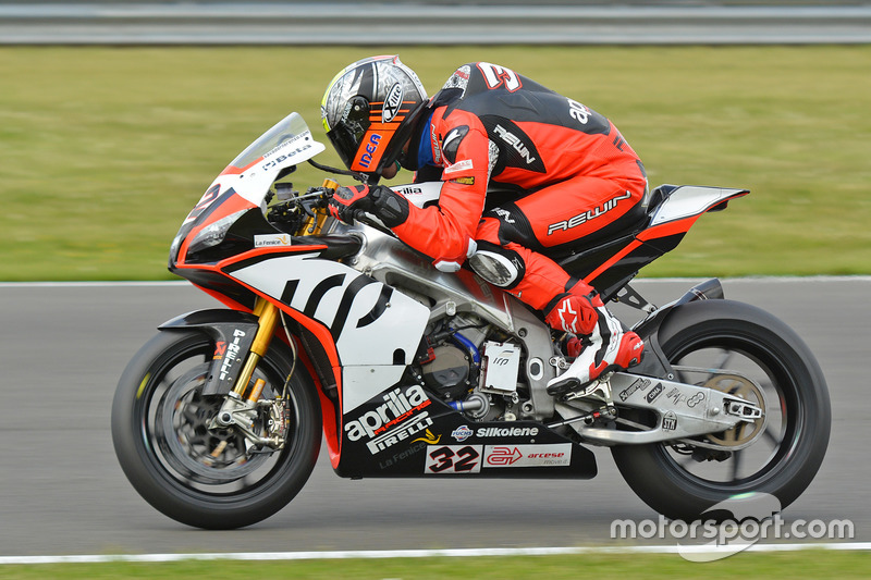 Lorenzo Savadori, Iodaracing Team