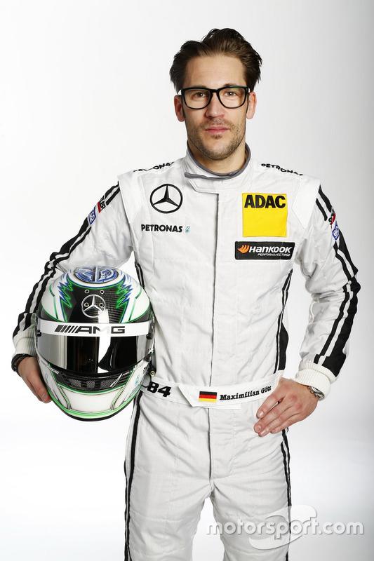 #84: Maximilian Götz, HWA-Mercedes