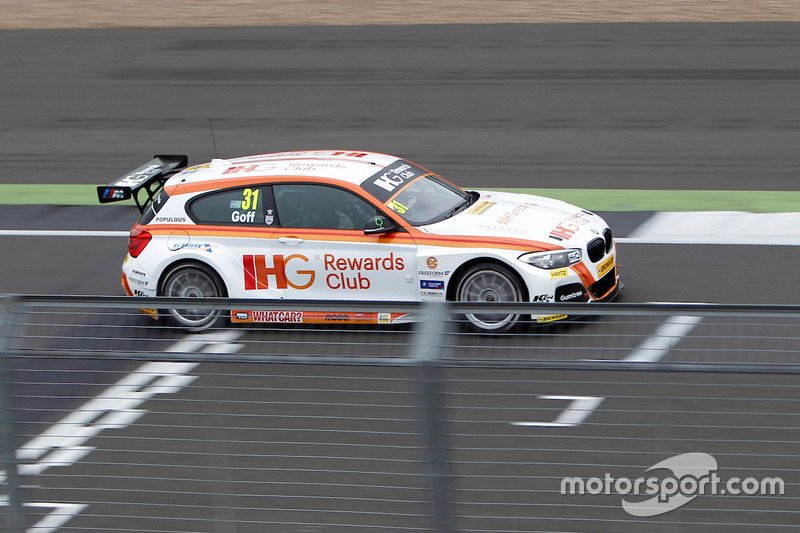 #31 Jack Goff, Team IHG Rewards Club, BMW 125i MSport