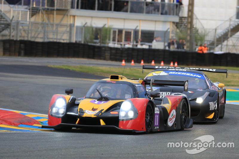 #11 By Speed Factory Ligier JPS3 - Nissan: Rebecca Jackson, Jesus Fuster