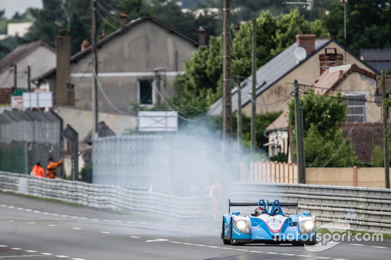 #28 Pegasus Racing Morgan Nissan: Інес Теттанже, Ремі Стрібіг, Лео Руссель
