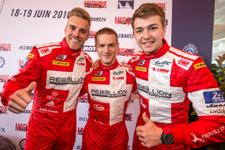 #13 Rebellion Racing Rebellion R-One AER: Dominik Kraihamer, Alexandre Imperatori, Matheo Tuscher