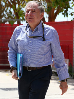 Presidente de Jean Todt, FIA