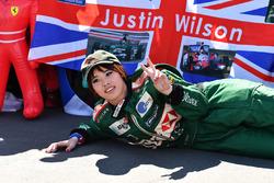 Justin Wilson fans